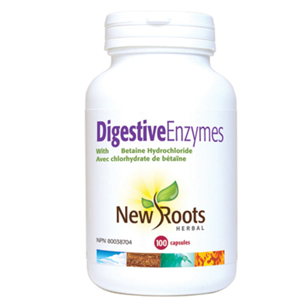 bottle new roots digestive enzymes