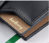 Baellerry Luxury Trifold Wallet