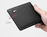 BISON DENIM Slim Luxury Wallet