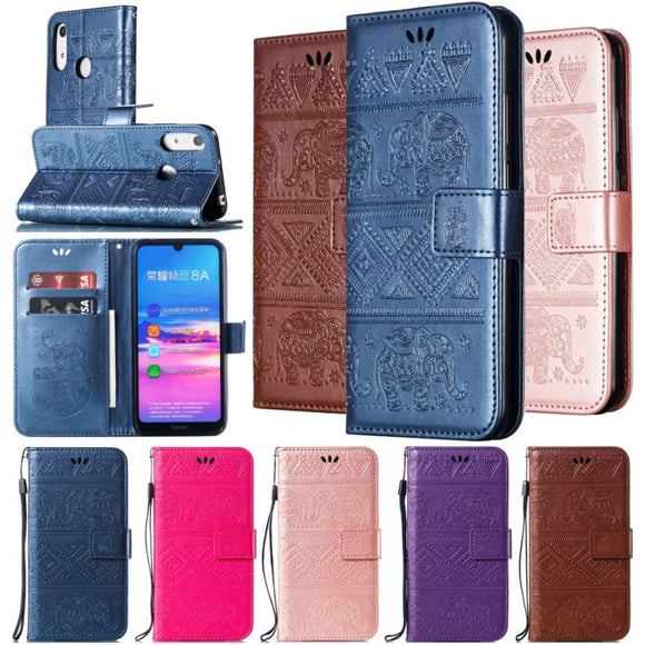 Embossed Samsung Wallet Phone Case