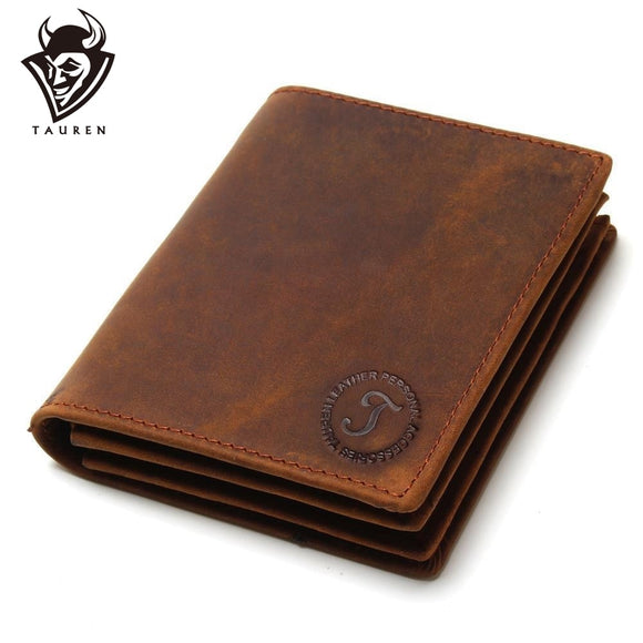 Tauren Handmade Leather Bifold Wallet
