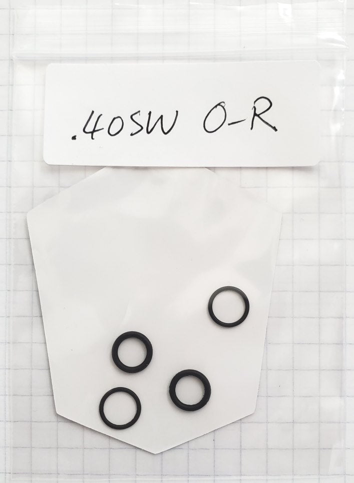 Replacement O-Ring Sets for G-Sight .40 S&W Gen 2 Training Laser