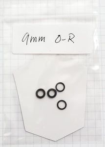 Replacement O-Ring Sets for G-Sight 9mm Luger Gen 2 Training Laser