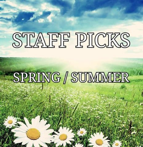 STAFF PICKS / SPRING