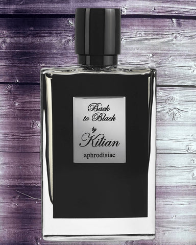 Kilian Back to Black Unisex buy Kilian Back to black fragrance decants samples