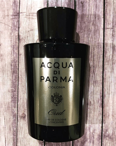 Acqua Di Parma Colonia Oud for Him buy Acqua di Parma fragrance decants samples