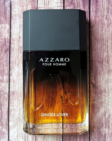 Azzaro Pour Homme Ginger Lover Samples Decants 100% AUTHENTIC Worldwide Shipping