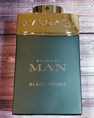 Buy Bvlgari Man in Black Black Orient decants samples 100% Genuine / Worldwide Shipping