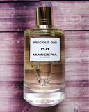 Mancera Precious Oud frgrance Samples Decants 100% Authentic Worldwide Shipping