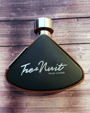 Buy Armaf Tres Nuit decants samples 100% Genuine / Worldwide Shipping