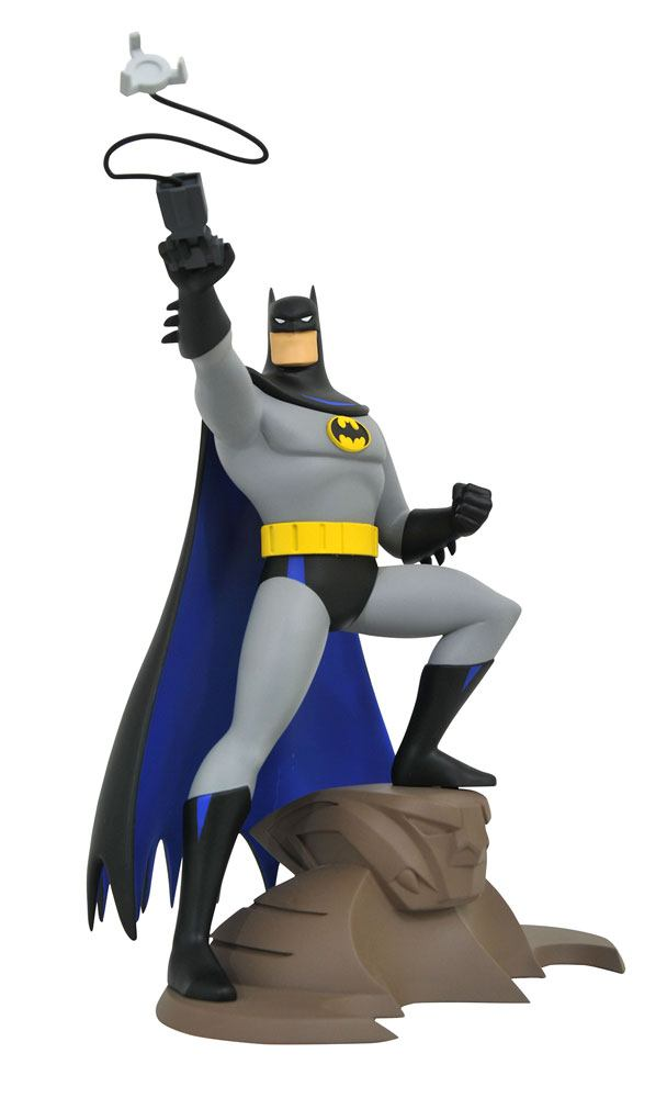 DC TV Gallery Batman Animated Grappling Gun Statue