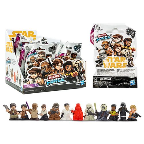 Star Wars Micro Force Mini-Figures Wave 4