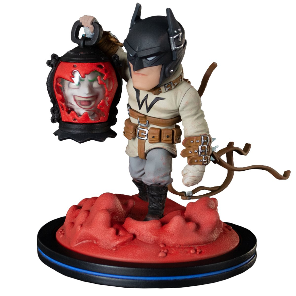 Batman Last Knight on Earth Q-Fig Elite Figure