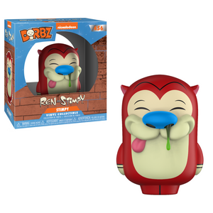 Ren and Stimpy - Stimpson J. Cat Dorbz #456