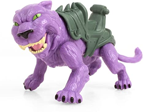 Masters of the Universe Wave 2 Panthor Action Vinyl Figure