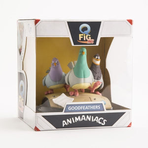 Animaniacs Goodfeathers Q-Fig MAX