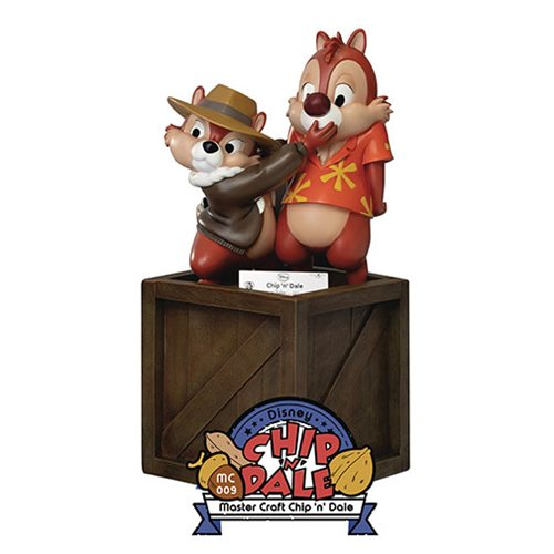 Disney Chip and Dale 1:4 Scale Statue
