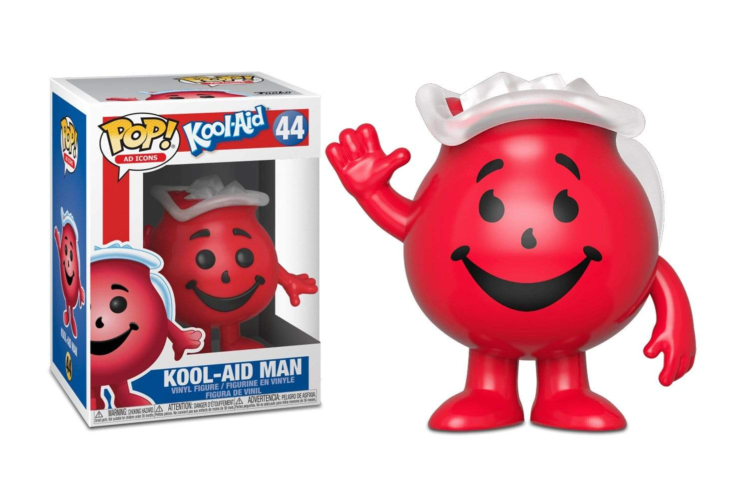 Kool-Aid Man Pop! Vinyl Figure #44