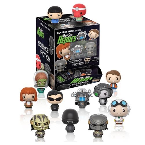 Science Fiction Pint Size Heroes