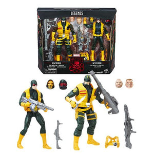 "Marvel Legends Hydra Soldiers 6"" Action Figure Two-Pack"
