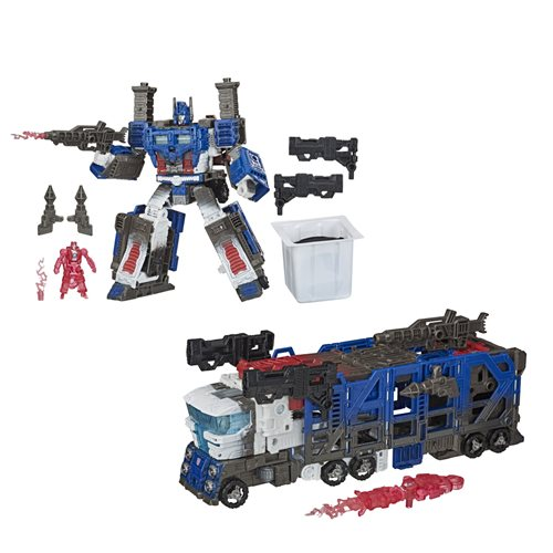 Transformers Generations War for Cybertron Trilogy Leader Ultra Magnus Spoiler Pack - Exclusive