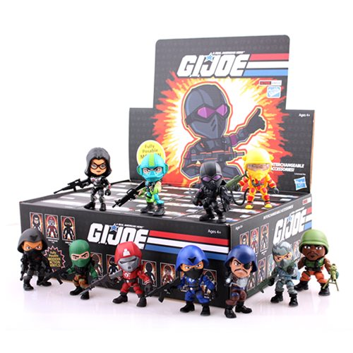 The Loyal Subjects GI Joe Action Vinyl Wave 2