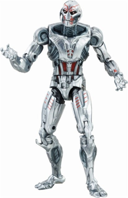 "Marvel Legends MCU 10th Anniversary Ultron 6"" Action Figure"
