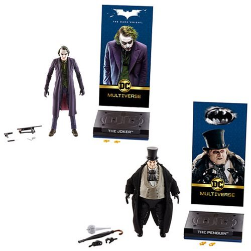DC Multiverse Deluxe Action Figure Wave 3 Case