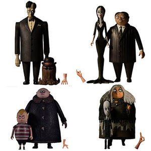The Addams Family 5 Points Action Figure 2-Pack