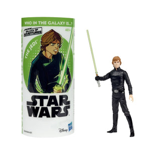 Star Wars Galaxy of Adventure Action Figures Wave 1