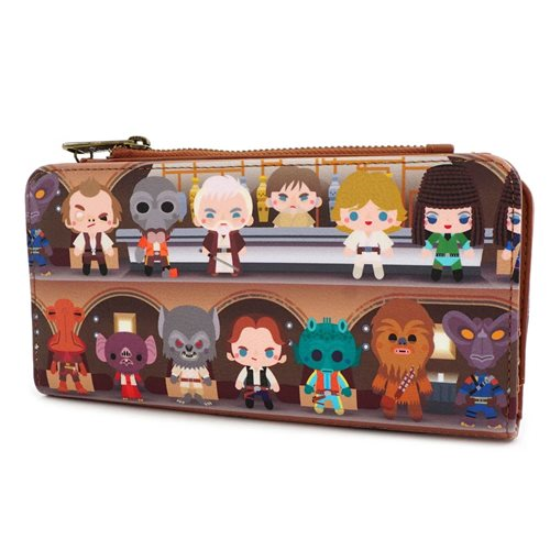 Star Wars Cantina Flap Wallet