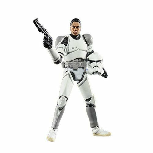 Star Wars Vintage - RotS Elite Clone Trooper