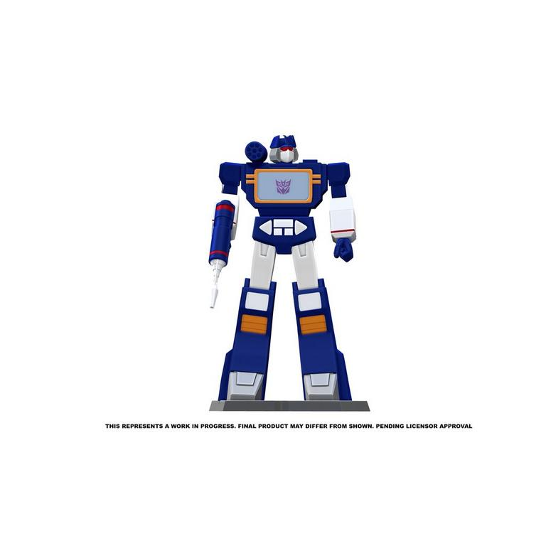 Transformers Soundwave 9-Inch Statue
