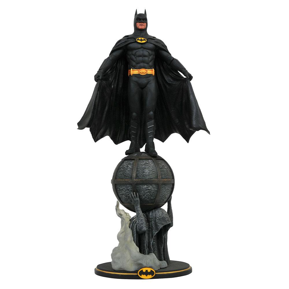 DC Movie Gallery Batman 1989 Statue