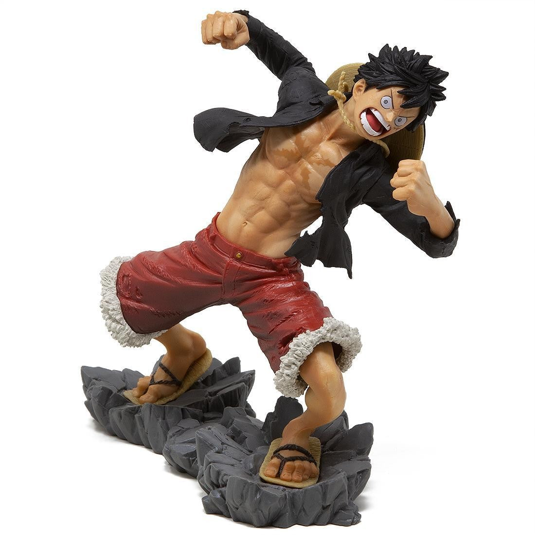 One Piece Monkey D. Luffy 20th Anniversary Statue