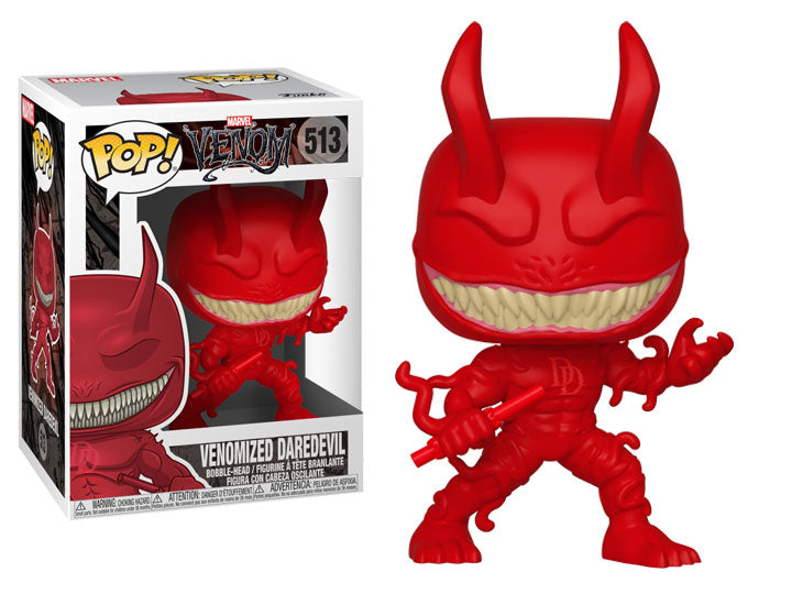 Marvel Venomized Daredevil Pop! Vinyl Figure #513