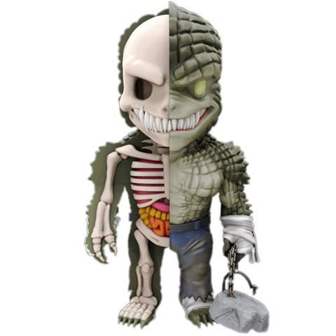 XXRAY Killer Croc 4-Inch Vinyl Figure