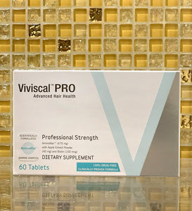 Viviscal™ Professional: Hair Growth Program Tablets (60 & 180 tablets)