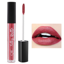 Load image into Gallery viewer, Women Matte Lipstick Long Lasting Liquid Lip Gloss Lip Glaze Cosmetic Makeup Non-stick Lip Gloss