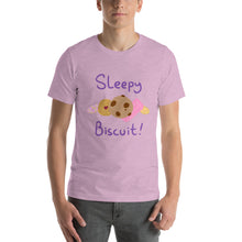 Load image into Gallery viewer, Sleepy Biscuit shirt! Perfect for jimjams!