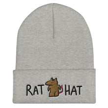 Load image into Gallery viewer, RAT HAT FOR HAT RATS