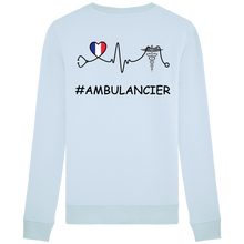 Charger l'image dans la galerie, Sweat - HeartBeat - Ambulancier - 2