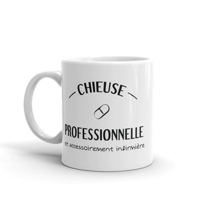 Mug - Chieuse professionnelle