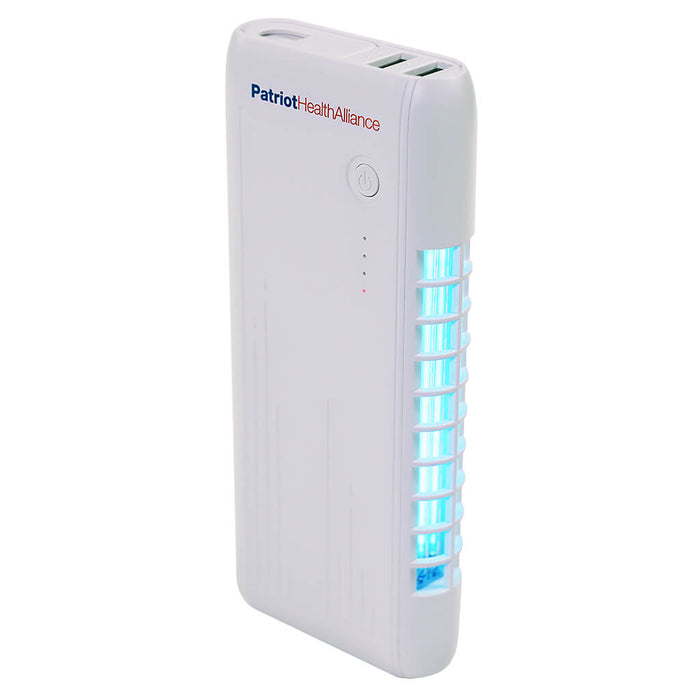 Patriot PowerUV Disinfecting Power Bank