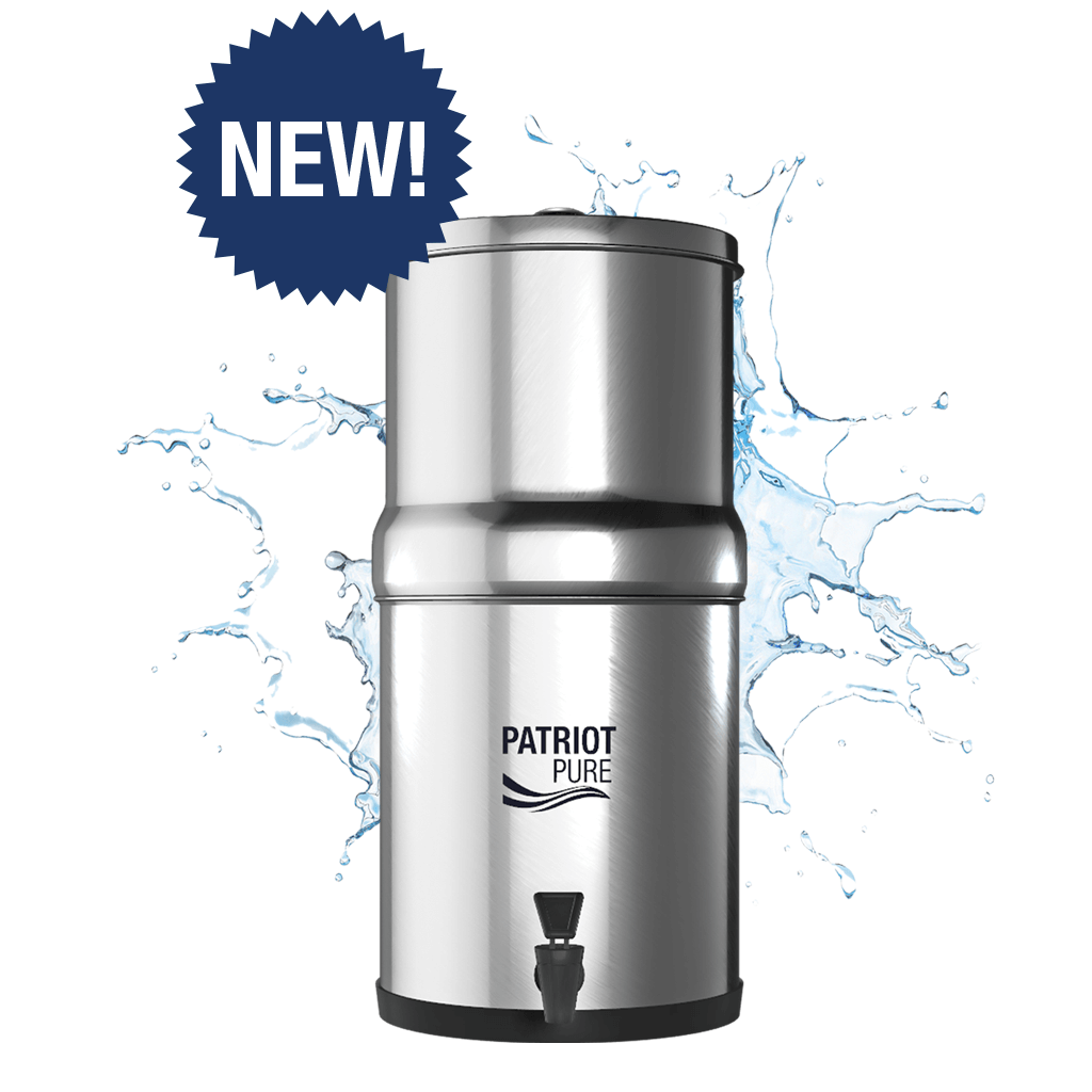 Patriot Pure Water Pitcher Filter