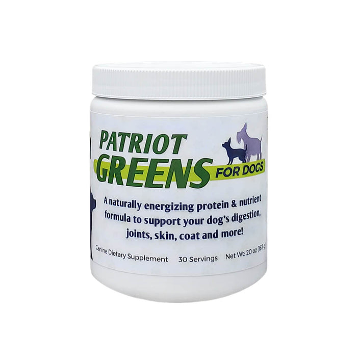 Patriot Greens for Dogs