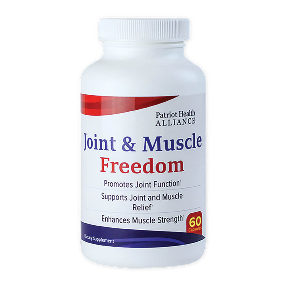 Joint & Muscle Freedom