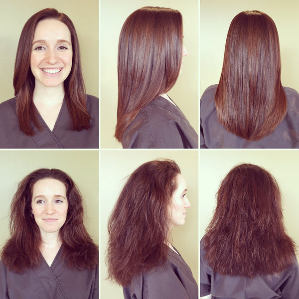 Smoothing & Keratin Treatment