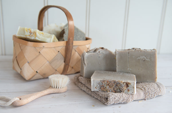 Mountain Eucalyptus & Australian Green Clay Soap