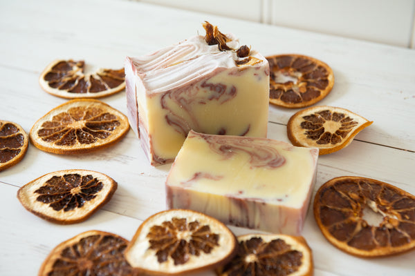 Grapefruit & Australian Pink Clay Soap